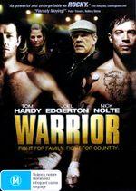Warrior - Tom Hardy