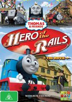 Thomas & Friends : Hero of the Rails - The Movie