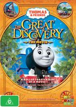 Thomas & Friends : The Great Discovery - The Movie