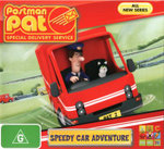 Postman Pat : Speedy Car