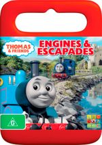 Thomas & Friends : Engines and Escapades