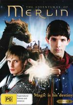 The Adventures of Merlin : Series 1 - Bradley James