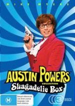 Austin Powers Collection : Shagadelic Box - Mike Myers