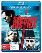 Seeking Justice (Blu-ray/Digital Copy) (2 Discs) - Nicolas Cage
