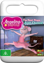 Angelina Ballerina : Next Step Just Dance!
