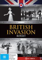 British Invasion : Box Set (5 Discs) - Small Faces