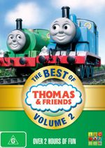 Thomas & Friends : Best of Collection - Volume 2