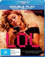 LOL (Bluray/Digital Copy) (2 Discs) - Miley Cyrus
