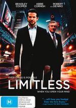 Limitless - Abbie Cornish