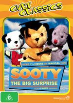 Sooty : The Big Surprise - Matthew Corbett