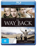 The Way Back - Dragos Bucur