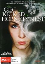 The Girl Who Kicked the Hornet's Nest - Annika Hallin