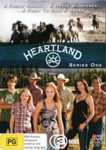 Heartland : Series 1 - Kerry James