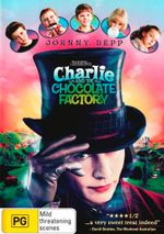Charlie and the Chocolate Factory (2005) - James Fox