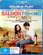 Salmon Fishing in the Yemen (Blu-ray/Digital Copy) - Ewan McGregor