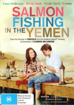 Salmon Fishing in the Yemen - Ewan McGregor