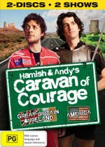 Hamish and Andy's Caravan of Courage - Great Britain and Ireland / America - Andy Lee