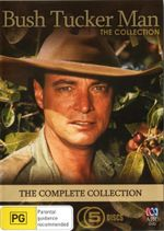 Bush Tucker Man on DVD. Buy new DVD & Blu-ray movie ...