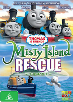 Thomas & Friends : Misty Island Rescue - The Movie