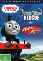 Thomas & Friends : Misty Island Rescue - The Movie / Hero of the Rails - The Movie