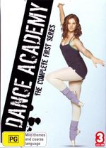 Dance Academy : Series 1 - Tim Pollack