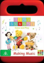 Play School : Making Music - Jay Lagaiaa