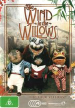 Wind In the Willows : The 4 Seasons - Peter Sallis