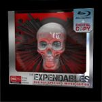 The Expendables (Blu-ray/Digital Copy) (Special Limited Edition Skull) - Jason Statham