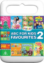 ABC for Kids : Favourites 2 (Dorothy the Dinosaur/The Fairies/Waybuloo/The Wiggles/Play School/WotWots) - N/A