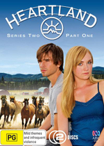 Heartland : Series 2 Part 1 - Michelle Morgan