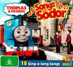 Thomas & Friends : Songs from Sodor - N/A
