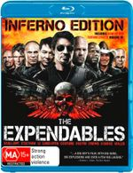 The Expendables  (Inferno Edition) - Jason Statham