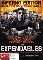 The Expendables (Inferno Edition) - Randy Couture