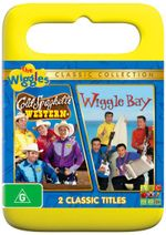 The Wiggles : Cold Spaghetti Western / Wiggle Bay