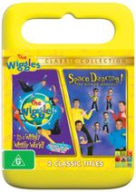 The Wiggles : It's a Wiggly Wiggly World / Space Dancing!