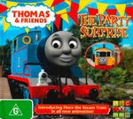 Thomas & Friends : The Party Surprise