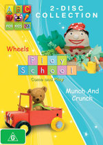 Play School : Wheels/Munch and Crunch
