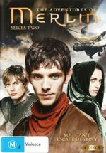 The Adventures of Merlin : Series 2 - Bradley James