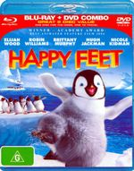 Happy Feet (Blu-ray/DVD) - Johnny A. Sanchez