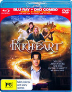 Inkheart (Blu-ray/DVD) - Richard Strange