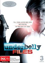 Underbelly : Files - Telemovies (NOT FOR SALE IN NSW) - Todd Lasance