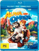 Alpha and Omega (Blu-ray/DVD) - Ben Gluck