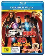 Spy Kids 4 (4D 3D Blu-ray/Blu-ray) - Mason Cook