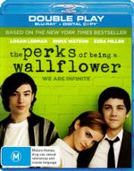 The Perks of Being a Wallflower (Blu-ray/Digital Copy) (2 Discs) - Ezra Miller