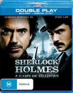 Sherlock Holmes : A Game of Shadows (Blu-ray/Digital Copy) - Noomi Rapace
