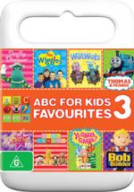 ABC for Kids : Favourites 3 (Dorothy the Dinosaur/The Wiggles/WotWots/Thomas and Friends/The Fairies)