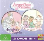 Angelina Ballerina : (Double Pack)