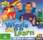 The Wiggles : Wiggle & Learn - The Pick of TV Series 6