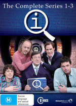 QI : Series 1-3 - Alan Davies