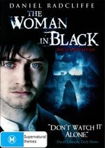 The Woman In Black - Emma Shorey